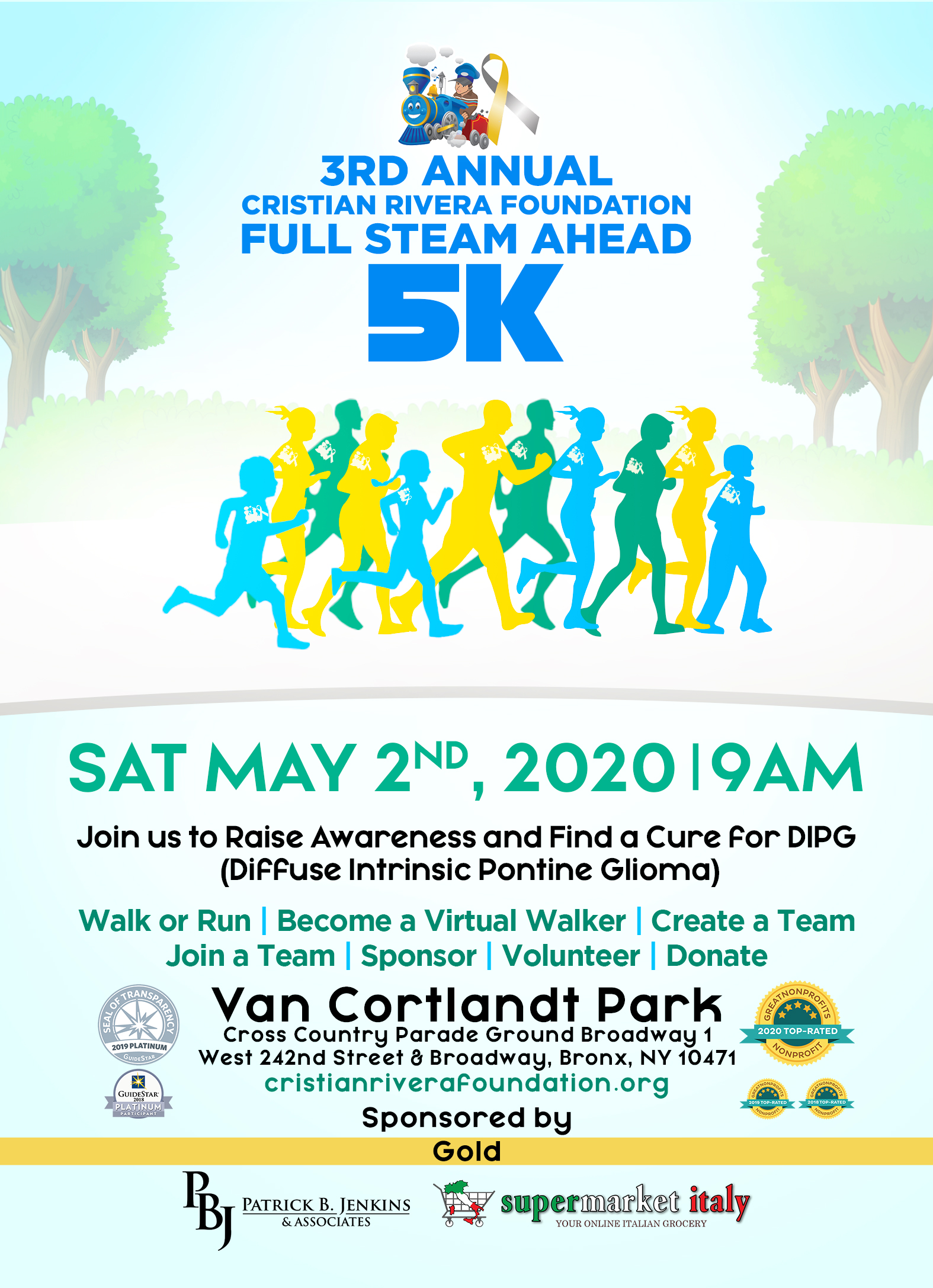 3rd Annual Cristian Rivera Foundation 