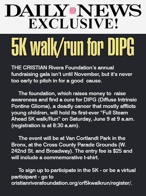 Daily News EXCLUSIVE: 