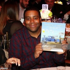 SNL Actor and CRF Committee Member Kenan Thompson