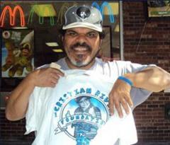 CRF Committee Member Luis Guzman
