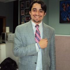 Publicist Javier E. Gomez