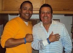 George Lamond <br/>& Ismael Miranda
