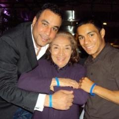 Jimmy Rodriguez,<br />Miriam Colon<br />and John Christopher Rivera