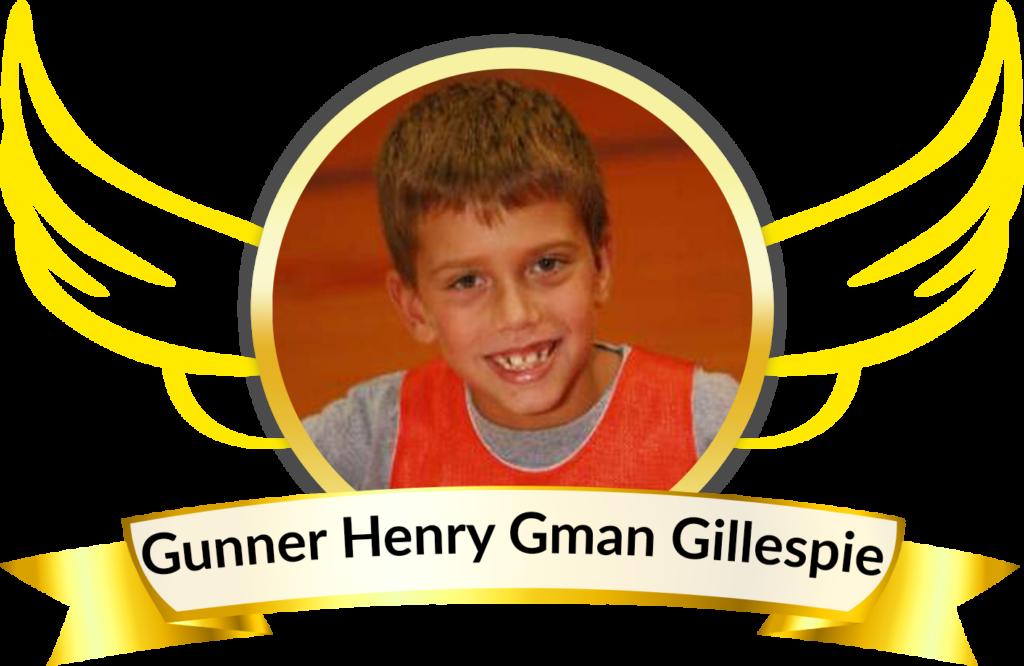 Gunner Henry Gman Gillespie