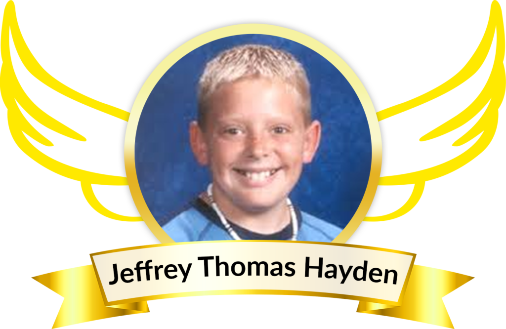 Jeffrey Thomas Hayden