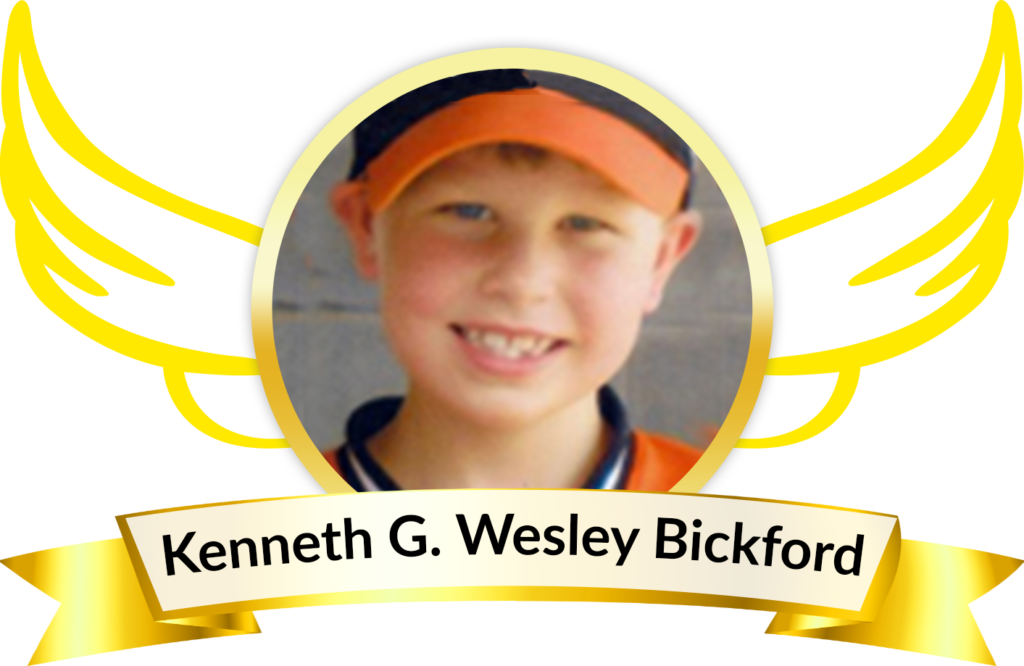 Kenneth G. Wesley Bickford
