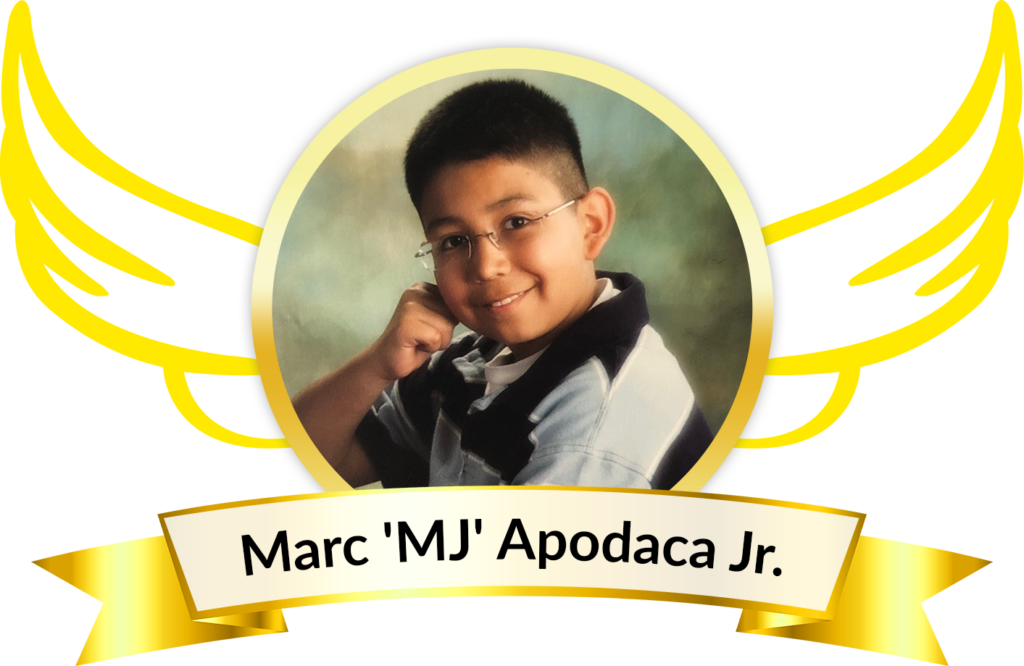 "Marc ""MJ"" Apodaca Jr."