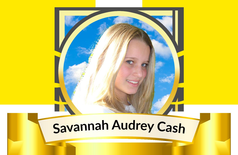 Savannah Audrey Cash