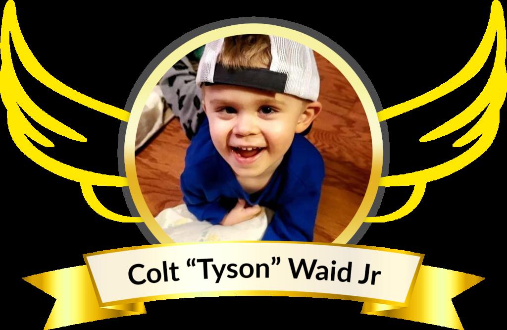 "Colt ""Tyson"" Waid  Jr."